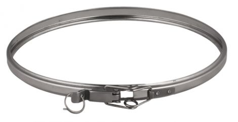 "4"" Single wall locking band"
