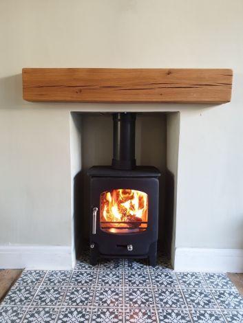 ST-X4 Wood Stove